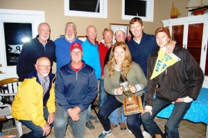 Flying sail 2014 Saturday race overall winners